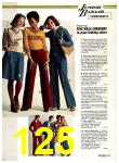 1974 Sears Fall Winter Catalog, Page 125