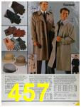 1986 Sears Fall Winter Catalog, Page 457