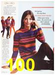 1967 Sears Fall Winter Catalog, Page 100