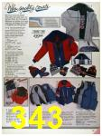 1986 Sears Fall Winter Catalog, Page 343