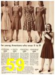 1942 Sears Spring Summer Catalog, Page 59