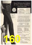 1965 Sears Fall Winter Catalog, Page 160
