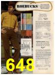 1972 Sears Fall Winter Catalog, Page 648