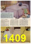 1961 Sears Spring Summer Catalog, Page 1409