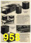 1968 Sears Fall Winter Catalog, Page 958
