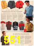 1960 Sears Fall Winter Catalog, Page 551