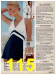 1981 Sears Spring Summer Catalog, Page 115