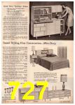 1962 Montgomery Ward Spring Summer Catalog, Page 727