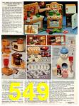 1982 Sears Christmas Book, Page 549