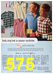 1967 Sears Spring Summer Catalog, Page 575