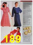 1988 Sears Spring Summer Catalog, Page 189