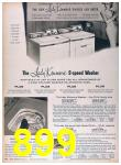 1957 Sears Spring Summer Catalog, Page 899