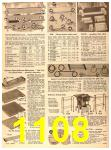 1956 Sears Fall Winter Catalog, Page 1108