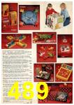 1981 Montgomery Ward Christmas Book, Page 489