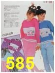 1988 Sears Fall Winter Catalog, Page 585