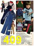 1978 Sears Fall Winter Catalog, Page 409
