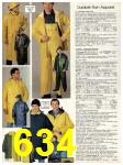 1982 Sears Fall Winter Catalog, Page 634