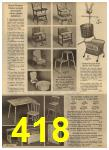 1965 Sears Spring Summer Catalog, Page 418