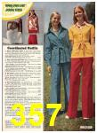 1975 Sears Spring Summer Catalog, Page 357
