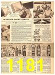 1956 Sears Fall Winter Catalog, Page 1181