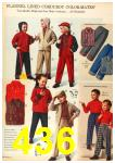 1958 Sears Fall Winter Catalog, Page 436