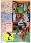 1991 Sears Spring Summer Catalog, Page 34