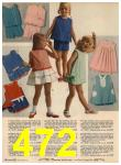 1965 Sears Spring Summer Catalog, Page 472