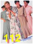 1988 Sears Spring Summer Catalog, Page 112