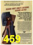1972 Sears Fall Winter Catalog, Page 459