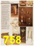 1987 Sears Fall Winter Catalog, Page 758