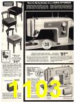 1974 Sears Spring Summer Catalog, Page 1103