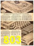 1956 Sears Fall Winter Catalog, Page 803