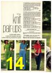 1974 Sears Spring Summer Catalog, Page 14