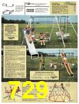 1981 Sears Spring Summer Catalog, Page 729