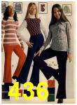 1972 Sears Fall Winter Catalog, Page 436