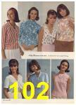 1965 Sears Spring Summer Catalog, Page 102
