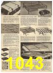 1960 Sears Spring Summer Catalog, Page 1043
