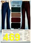 1974 Sears Spring Summer Catalog, Page 469