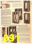 1956 Sears Fall Winter Catalog, Page 991