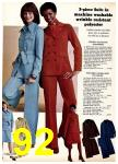 1975 Sears Fall Winter Catalog, Page 92
