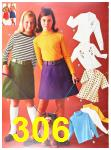 1967 Sears Fall Winter Catalog, Page 306