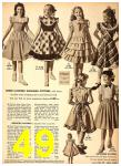 1949 Sears Spring Summer Catalog, Page 49