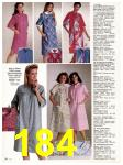 1983 Sears Fall Winter Catalog, Page 184