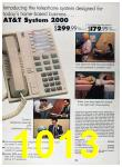 1989 Sears Home Annual Catalog, Page 1013