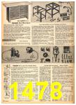 1958 Sears Fall Winter Catalog, Page 1478