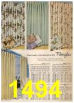 1962 Sears Spring Summer Catalog, Page 1494