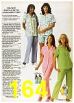 1972 Sears Spring Summer Catalog, Page 164
