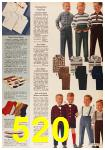 1963 Sears Fall Winter Catalog, Page 520