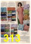 1961 Sears Spring Summer Catalog, Page 313