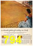 1958 Sears Spring Summer Catalog, Page 794
